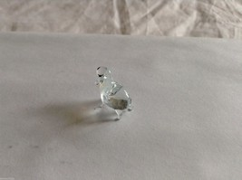 Micro Miniature small hand blown glass made USA mystery animal what is it? image 3