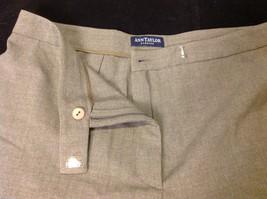 Ann Taylor stretch dress pants  size 12P dark brown image 4