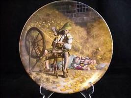 Rumpelstilzchen Collectors Plate Rumpelstiltskin 1981