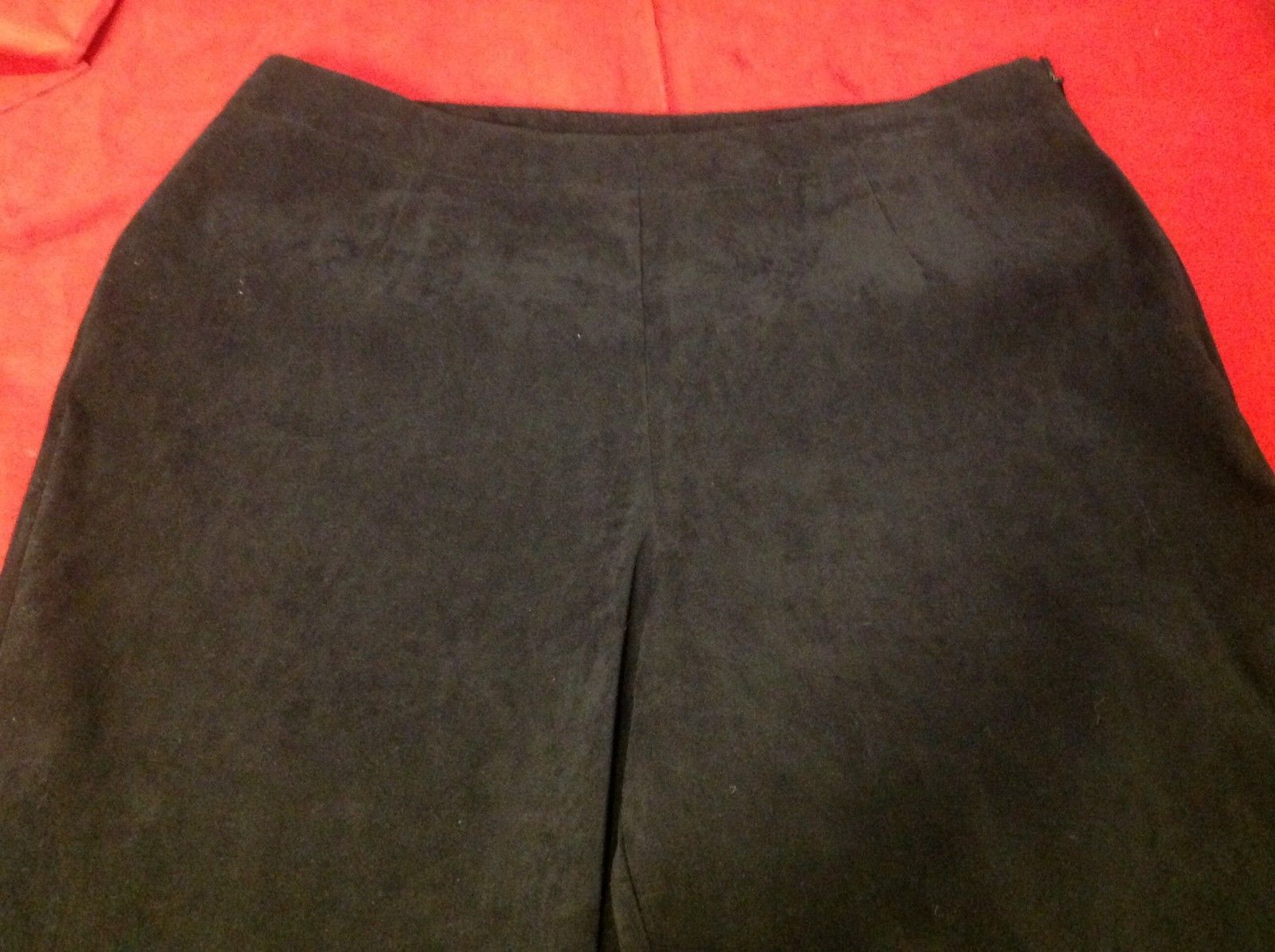 Sag Harbor casual black pants size 10 P petite