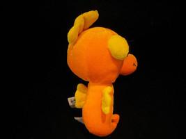 Miscellaneous Turquoise and Orange Plush Toys image 6