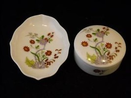 "Set of 2 German Porcelain pieces ""Reuter Porzellan"" - $39.99"