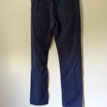 Mossimo Supply Company Blue Pants 100 Percent Cotton Size W34 x L34 image 7