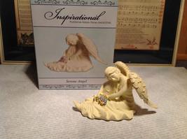Serene Angel by Angel Star Resin Angel Figurine New in Box