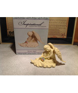 Serene Angel by Angel Star Resin Angel Figurine New in Box - $39.99