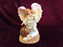 Seraphim Classics Serena Angel of Peace Angel Figurine Regal Angel Decor... - $54.44