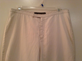 Natural White 100 Percent Cotton Size 30 Capri Pants For All Curious Americans image 3
