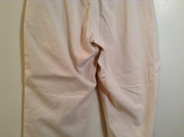Natural White 100 Percent Cotton Size 30 Capri Pants For All Curious Americans image 7