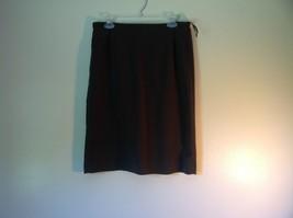Pretty Green Ilyse Hart LTD Size 12 Skirt Side Zipper Closure image 3