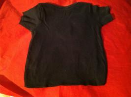 New Kids Threadless Short Sleeve Blue Shirt World & Moon Size 18 Months image 6