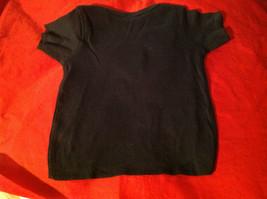 New Kids Threadless Short Sleeve Blue Shirt World & Moon Size 18 Months image 7