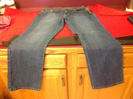 New Ninety Jeans Ladies Denim Jeans 32 inch waist.  Inseam 31. image 4