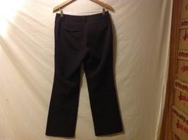 New York & Co. Womans Black Dress Pants, Size 8P image 2
