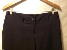 New York & Co. Womans Black Dress Pants, Size 8P image 3