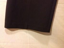 New York & Co. Womans Black Dress Pants, Size 8P image 5