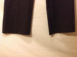 New York & Co. Womans Black Dress Pants, Size 8P image 4