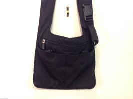 Nine West Black Shoulder Bag Fabric Mash Polyester image 2