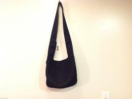 Nine West Black Shoulder Bag Fabric Mash Polyester image 4