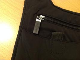 Nine West Black Shoulder Bag Fabric Mash Polyester image 11