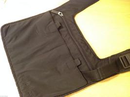 Nine West Black Shoulder Bag Fabric Mash Polyester image 7