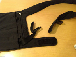 Nine West Black Shoulder Bag Fabric Mash Polyester image 8