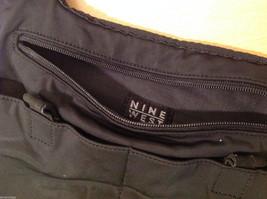 Nine West Black Shoulder Bag Fabric Mash Polyester image 9