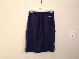 OTB Surf Size Large 14 to 16 Regular Shorts Lots of  Pockets Elastic Waist image 2