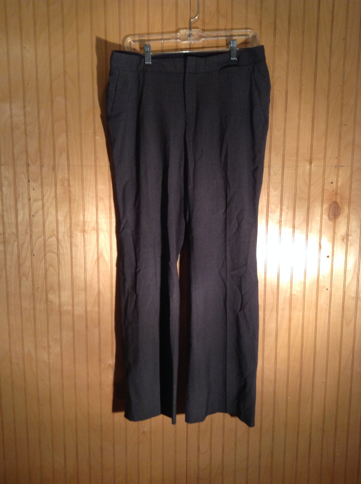 Size 8 Banana Republic Martin Fit Lined Casual Pants