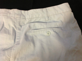Old Navy Light Blue Ladies Casual Pants Size 12 image 5