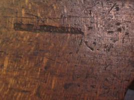 Antique AW Johnston wood plane image 6