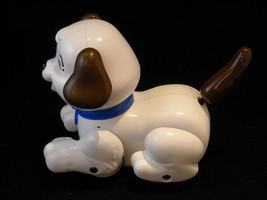 Pair of Motorized Dogs, Plush Poodle and Fisher Price Rolling Dog image 6
