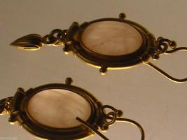 Pair of Rose quartz Earrings image 4