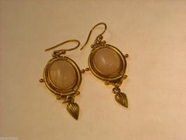 Pair of Rose quartz Earrings image 6
