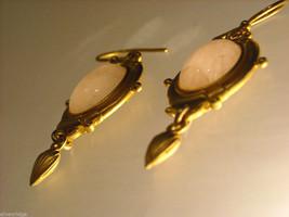 Pair of Rose quartz Earrings image 5