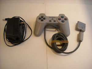 Sony Playstation Controller w AC power adapter