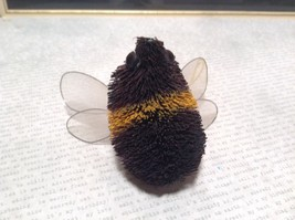Palm Fiber Bumble Bee Insect Brush  Eco Fiber Sustainable Made in Philippines image 5