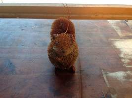 Palm Fiber Brown Squirrel Brush Eco Fiber Sustainable Made in Philippines image 2