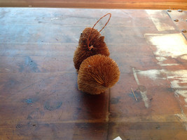 Palm Fiber Brown Squirrel Brush Eco Fiber Sustainable Made in Philippines image 4