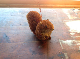 Palm Fiber Brown Squirrel Brush Eco Fiber Sustainable Made in Philippines image 3