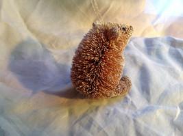 Palm Fiber Polar Bear Brush Animal Eco Fiber Sustainable Ornament image 2
