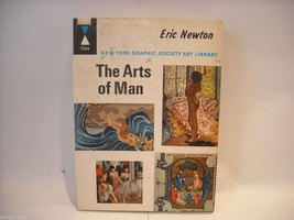 Softcover book: The Arts of Man