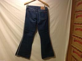 Paris Blues Womens Dark Cotton Jeans Pants, Size 11 image 2