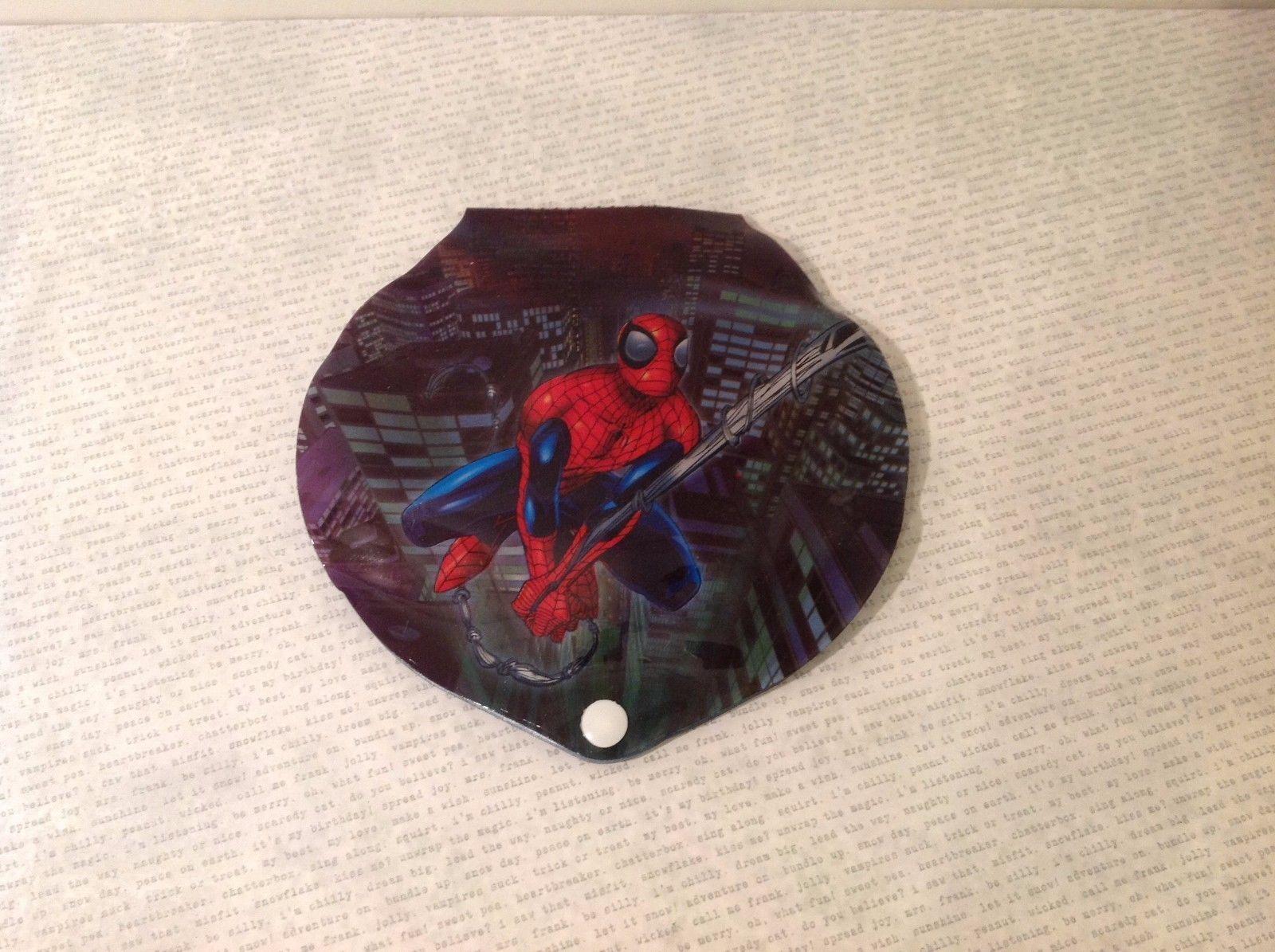 Spiderman 152 pc Fantastic Four 10 pc Plastic CD DVD Cases Fits 12 Discs Soft