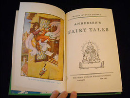 Antique Hardcover Anderson's Fairy Tales image 6