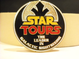 Star Tours Disney Collectible Trader Pin