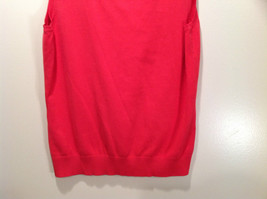 Pink August Silk Stretchy Tank Top Excellent Condition Information Tag Removed image 3