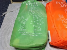 Pocket Lightweight Kite Ready to Go Portable Kite Kits Choice of Color See Below image 2