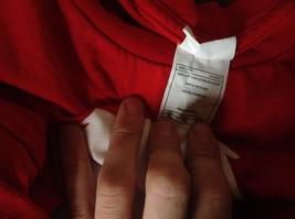 Red Santa Claus Short Sleeve 100 Percent Cotton Size XL T Shirt Alstyle Apparel image 7