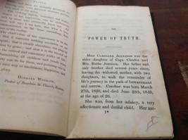 Power of Truth Written for Massachusetts Sabbath School Society Book 1842 image 4