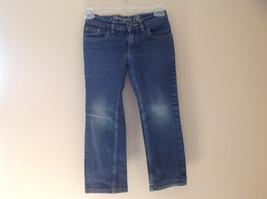 Straight Leg Five Pocket Blue Jeans by Crazy 8 Size 6 Plus
